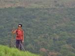 Guinean mountainhill
