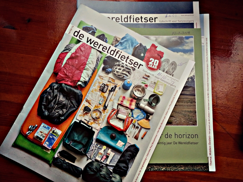 Magazines!