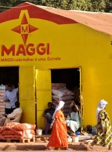Maggi rules!