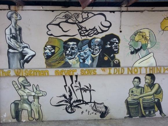 Monrovia Art
