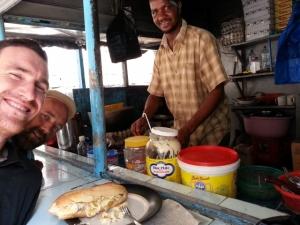 Monrovia Omelette