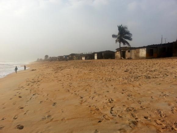 Monrovia Shanti Town
