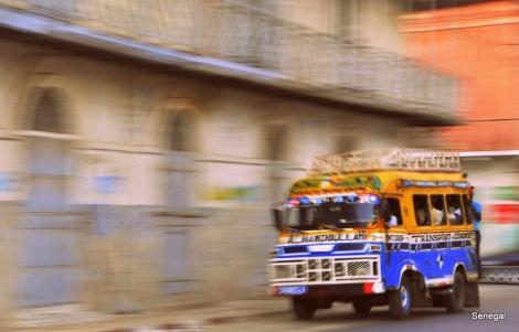 Senegal Bus