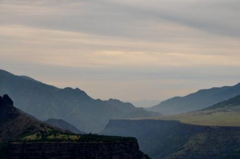 Debet Canyon
