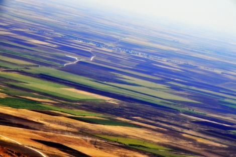 Mardin from Up Above