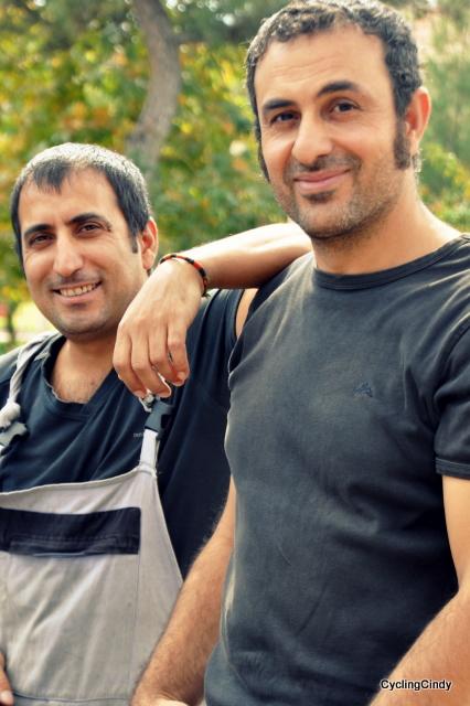 Ferat and Erkan