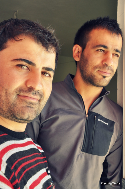 Farhad and Adnan