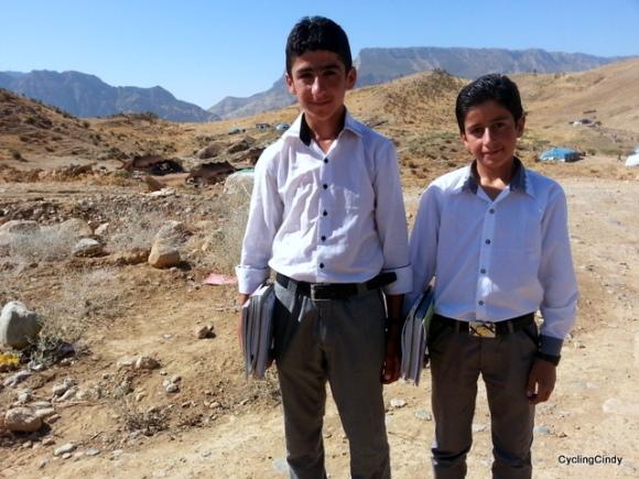 Nomadic School Boys