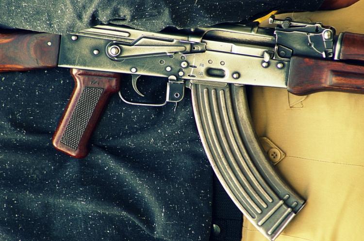 Pakistani Real Gun