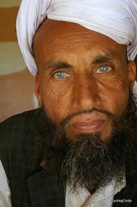Gujjar semi nomad father