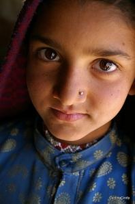 Gujjar semi nomad girl
