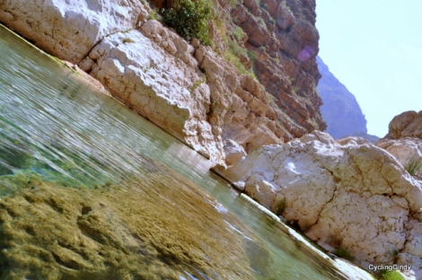 Camera into the Wadi