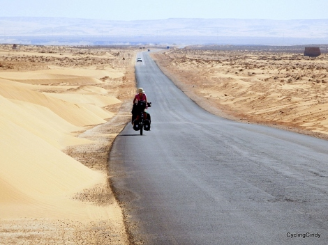 Quiet Sahara Strech