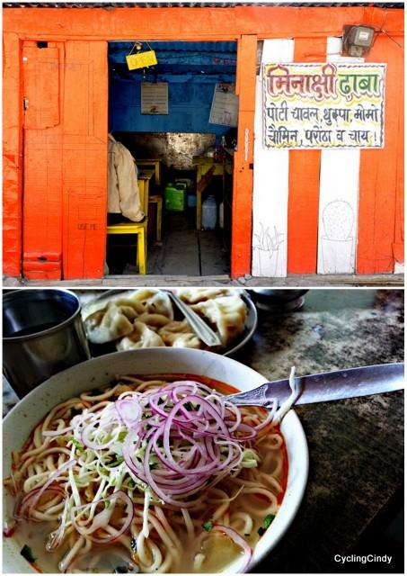 Reckong Peo Food and Stall