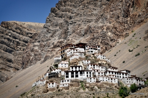 Gompa towards Kaza