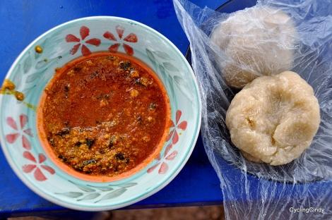 Fufu, Nigerian food