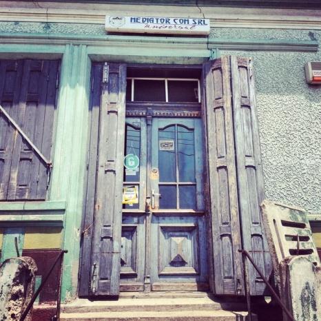 Little closed shop