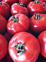 Tomatoes look full
