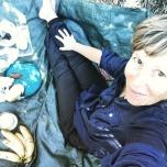 Finally: in camp again