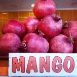 Mango. Really?