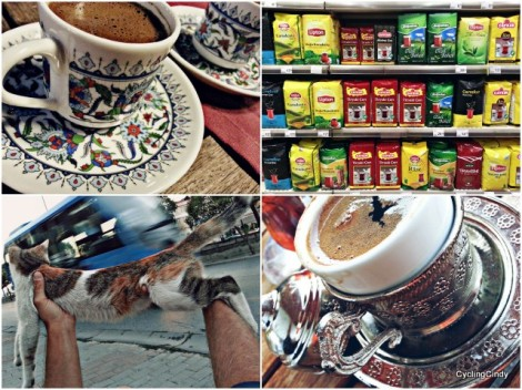 SEE HOW MUCH CHAI THERE IS IN STORE! No wonder I love Turkey!