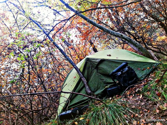 Camp near Trieste