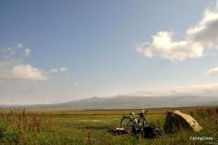 Camp in Armenia