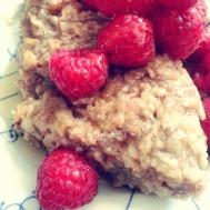 Fried porridge