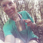 Camping behind bamboo becomes favorite