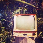 And a television, nice to watch for an evening