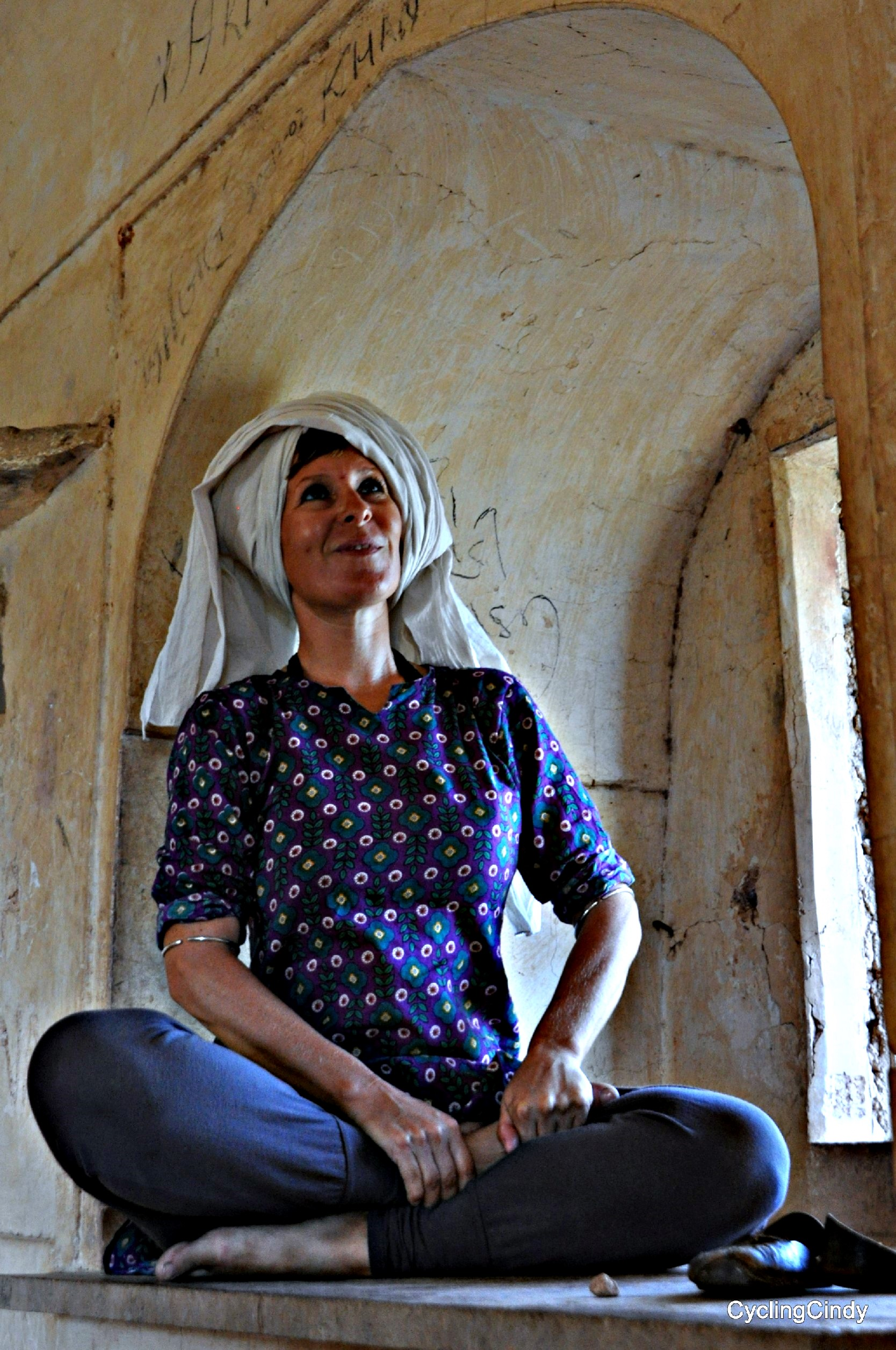 2014 Bundi, summer in India, heat of 50 degrees had me a fort all to myself.