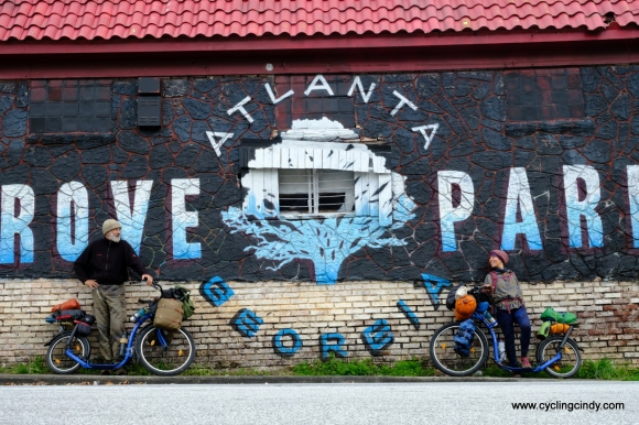 Atlanta suburbs