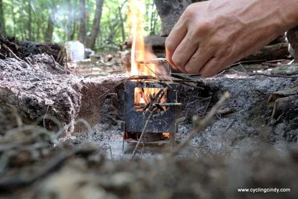 Review Bushbox Stove